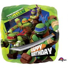 Teenage Mutant Ninja Turtles Foil Helium Balloon